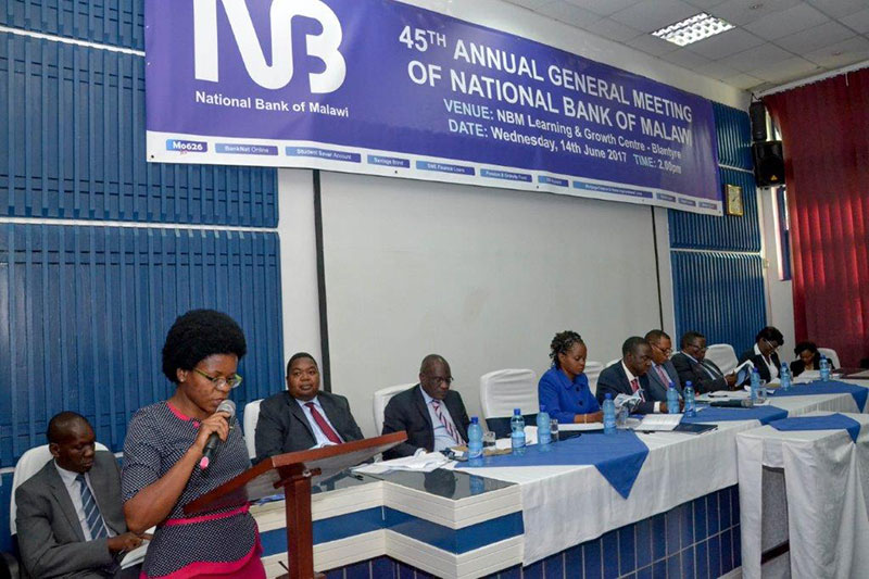 The 45th Annual General Meeting of the shareholders of National Bank of