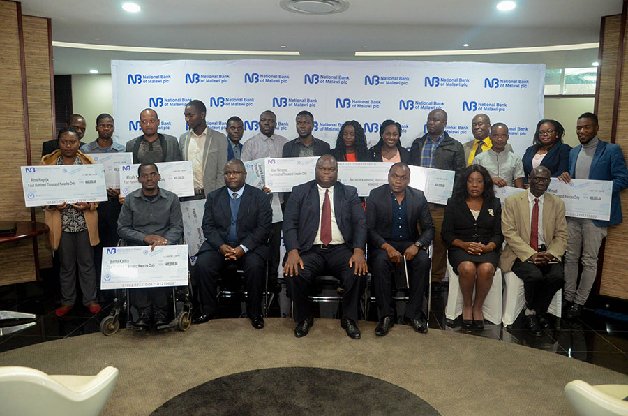 NATIONAL BANK IN K7.4M SPONSORSHIP OF POLY STUDENTS