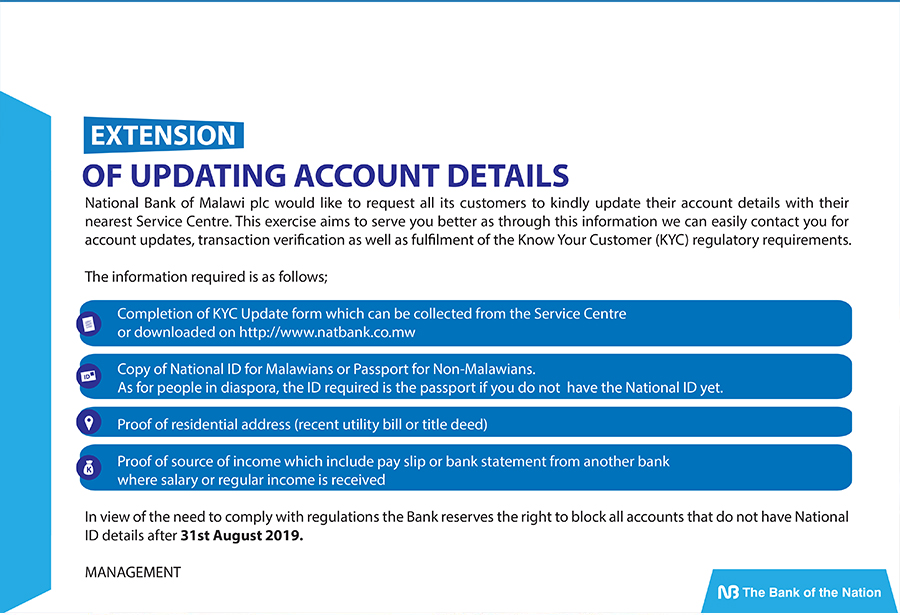 Accounts KYC