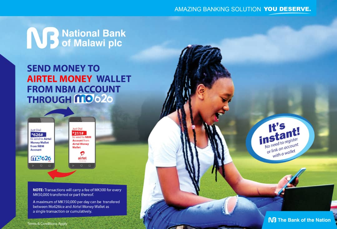 Welcome to National Bank of Malawi | The bank of the Nation