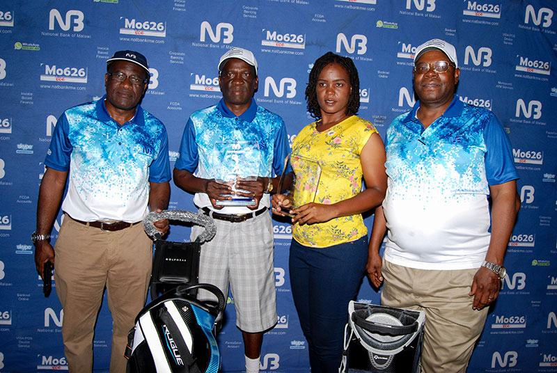 golf winners zomba