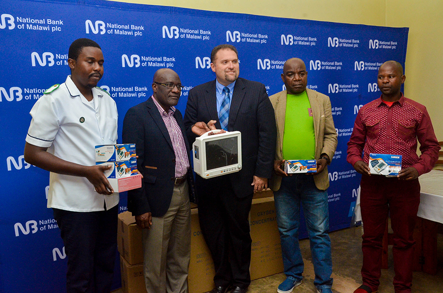 National Bank Donates to Malamulo Hospital
